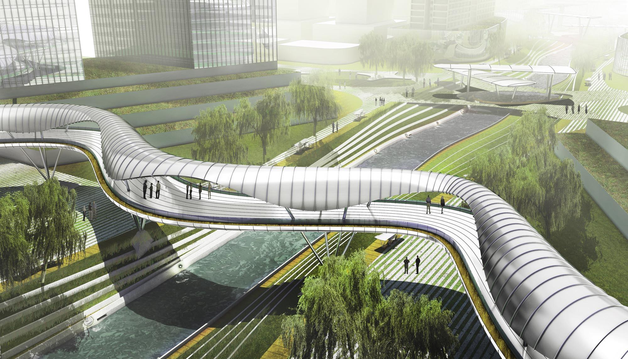 Upcycle Park Kai Tak River Avoid Obvious Architects