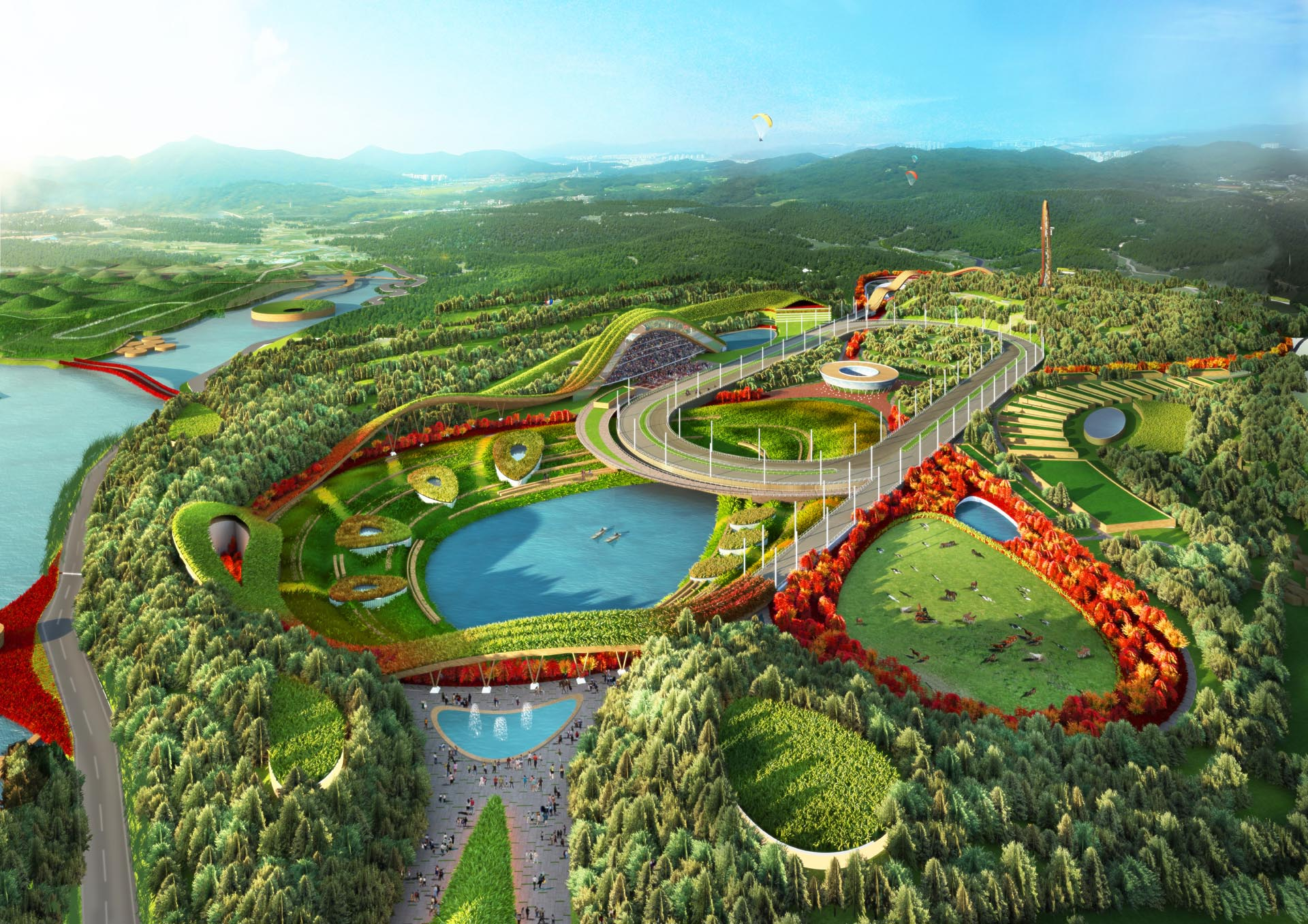 research papers+nature theme parks The popularity of theme parks draws academic attention to examining various   of cultural studies in mainland china, and his research  on nature science,  social science and the humanities compiled by perking university.